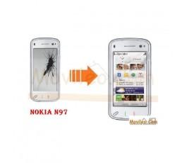 CAMBIAR PANTALLA LCD NOKIA N97 - Imagen 1