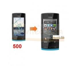 Cambiar Pantalla Tactil (cristal) Nokia Lumia 500 - Imagen 1
