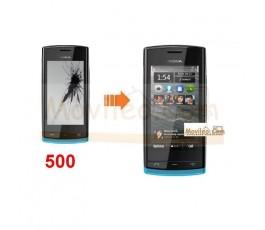 Cambiar Pantalla LCD (display) Nokia Lumia 500 - Imagen 1