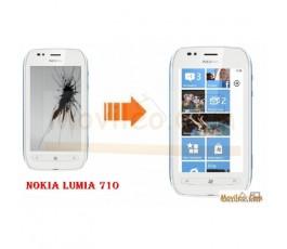 CAMBIAR PANTALLA LCD NOKIA LUMIA 710 - Imagen 1