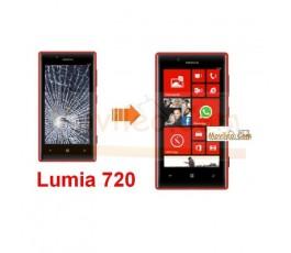 Cambiar Pantalla Completa  (lcd+tactil) Nokia Lumia 720 - Imagen 1