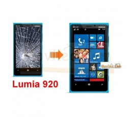 Cambiar Pantalla Completa  (lcd+tactil) Nokia Lumia 920 - Imagen 1