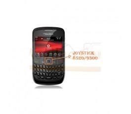 Cambiar Joystick BlackBerry Curve 8520/9300 - Imagen 1
