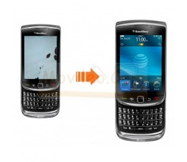 CAMBIAR PANTALLA LCD BLACKBERRY TORCH 9800 - Imagen 1