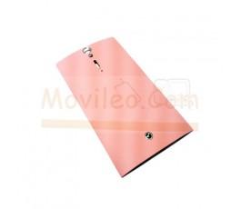 Tapa Trasera Rosa para Sony Xperia S, Lt26, Lt26i