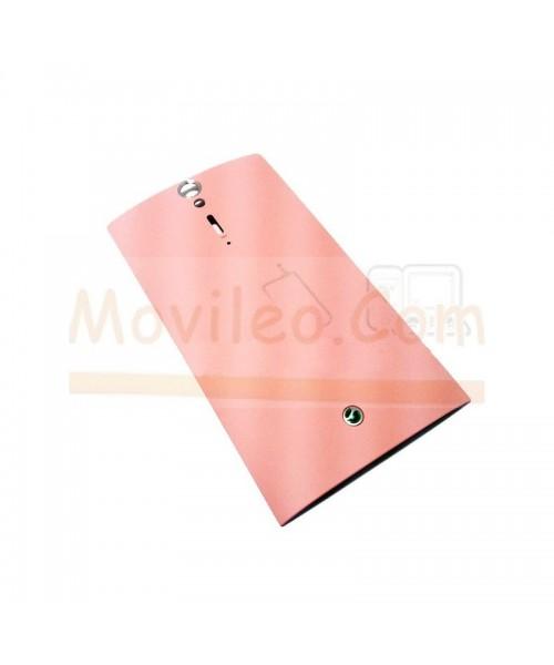 Tapa Trasera Rosa para Sony Xperia S, Lt26, Lt26i - Imagen 1