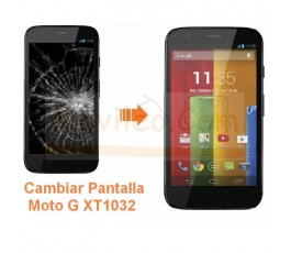 Cambiar Pantalla Completa Motorola Moto G XT1032 - Imagen 1