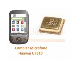 Cambiar Microfono Huawei U7510 - Imagen 1
