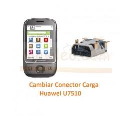 Cambiar Conector Carga Huawei U7510 - Imagen 1