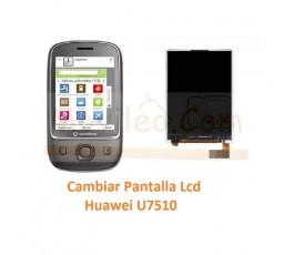 Cambiar Pantalla Lcd Huawei U7510 - Imagen 1