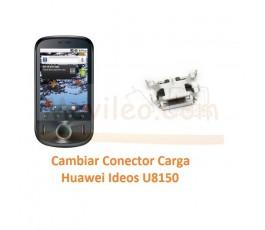 Cambiar Conector Carga Huawei U8150 Ideos - Imagen 1