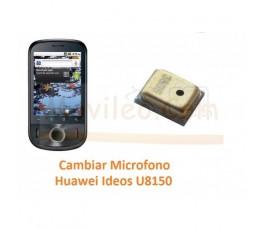 Cambiar Microfono Huawei U8150 Ideos - Imagen 1