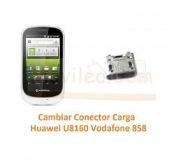 Cambiar Conector Carga Huawei U8160 Vodafone 858 - Imagen 1