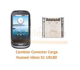Cambiar Conector Carga Huawei Ideos X1 U8180 - Imagen 1