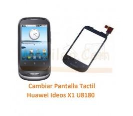 Cambiar Pantalla Tactil Huawei Ideos X1 U8180 - Imagen 1