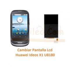 Cambiar Pantalla Lcd Huawei Ideos X1 U8180 - Imagen 1