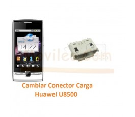 Cambiar Conector Carga Huawei U8500 - Imagen 1