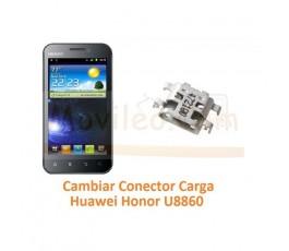Cambiar Conector Carga Huawei Honor U8860 - Imagen 1