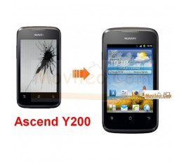 Cambiar Pantalla LCD (display) Huawei Ascend Y200 - Imagen 1