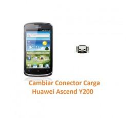 Cambiar Conector Carga Huawei Ascend Y200 - Imagen 1