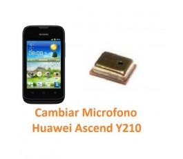 Cambiar Microfono Huawei Ascend Y210 - Imagen 1