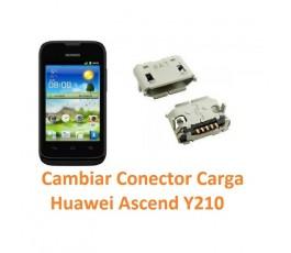 Cambiar Conector Carga Huawei Ascend Y210 - Imagen 1