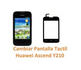 Cambiar Pantalla Táctil Cristal Huawei Ascend Y210 - Imagen 1