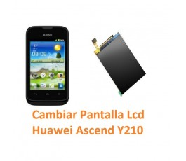 Cambiar Pantalla Lcd Display Huawei Ascend Y210 - Imagen 1