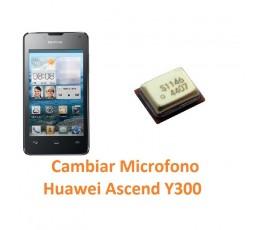 Cambiar Micrófono Huawei Ascend Y300 - Imagen 1