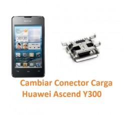 Cambiar Conector Carga Huawei Ascend Y300 - Imagen 1