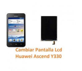 Cambiar Pantalla Lcd Display Huawei Ascend Y330 - Imagen 1