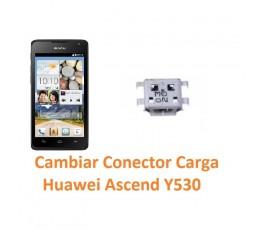 Cambiar Conector Carga Huawei Ascend Y530 - Imagen 1