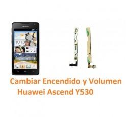 Cambiar Botón Encendido y Volumen Huawei Ascend Y530 - Imagen 1