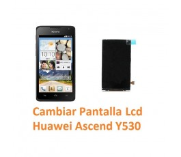 Cambiar Pantalla Lcd Huawei Ascend Y530 - Imagen 1