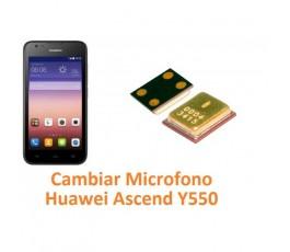 Cambiar Micrófono Huawei Ascend Y550 - Imagen 1