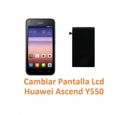 Cambiar Pantalla Lcd Huawei Ascend Y550 - Imagen 1