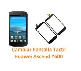 Cambiar Pantalla Táctil Cristal Huawei Ascend Y600 - Imagen 1