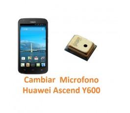 Cambiar Microfono Huawei Ascend Y600 - Imagen 1