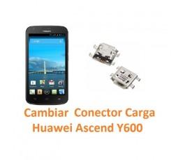 Cambiar Conector Carga Huawei Ascend Y600 - Imagen 1
