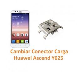 Cambiar Conector Carga Huawei Ascend Y625 - Imagen 1