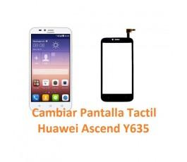 Cambiar Pantalla Táctil Cristal Huawei Ascecnd Y625 - Imagen 1