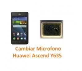 Cambiar Micrófono Huawei Ascend Y635 - Imagen 1