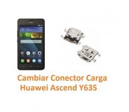 Cambiar Conector Carga Huawei Ascend Y635 - Imagen 1