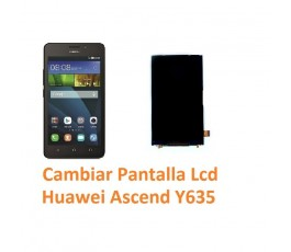 Cambiar Pantalla Lcd Huawei Ascend Y635 - Imagen 1
