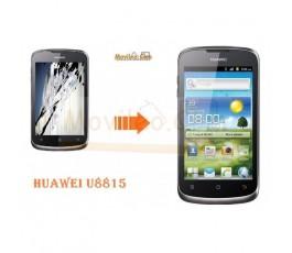 Cambiar Pantalla Lcd Huawei Ascend U8815 G300 - Imagen 1