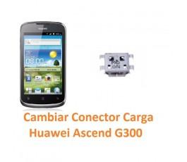 Cambiar Conector Carga Huawei Ascend G300 - Imagen 1