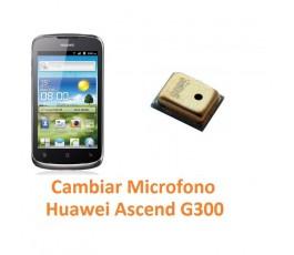 Cambiar Micrófono Huawei Ascend G300 - Imagen 1