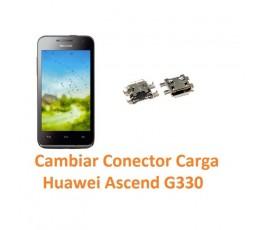 Cambiar Conector Carga Huawei Ascend G330 - Imagen 1