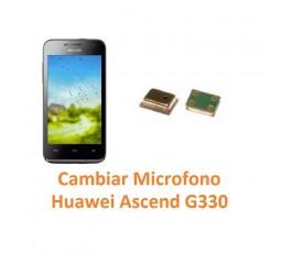 Cambiar Micrófono Huawei Ascend G330 - Imagen 1