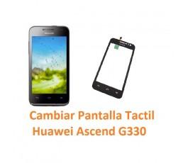 Cambiar Pantalla Táctil Cristal Huawei Ascend G330 - Imagen 1